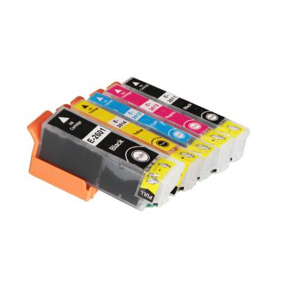 compatible inkjet cartridges for epson T2601 T2611 T2612 T2613 T2614