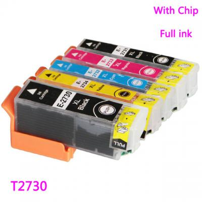 T2730 Ink Cartridge for epson XP520 XP600 XP610 XP620 XP700 XP800 XP81...