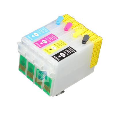 T1281 Refillable Ink Cartridges for EPSON S22 SX125 SX235W SX420W SX44...