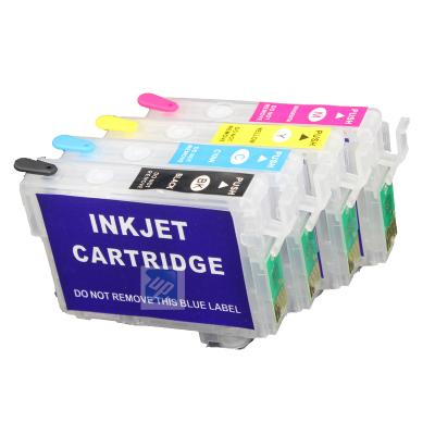 T1811/T1801 Refillable Ink Cartridges for Epson XP30 XP102 XP202 XP205...