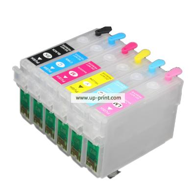 T0981 Refillable Ink Cartridge for Epson Artisan 700 800 710 810 600 7...