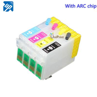 T1381-1384 Refillable Ink Cartridges for Epson Workforce 7010 7510 752...