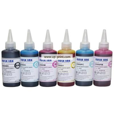 Quality 100ml CISS Refilling Dye Based Ink for Epson L100 L200 L300 L3...