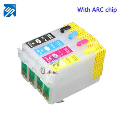 T0711H, T1002, T1003, T1004 Refillable Ink Cartridge for Epson Office ...