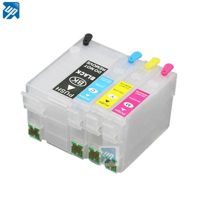 T2701 T2711 Refillable ink cartridges for Epson WF3620/3640/710/620 36...