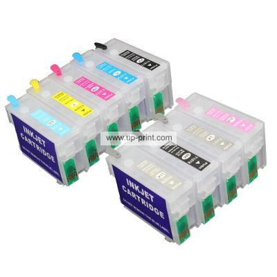 T1571 -T1579 Refillable ink cartridges for Epson R3000 with ARC chips