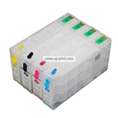 T6771-T6774 T6781 - T6784refillable ink cartridge For EPSON Workforce ...