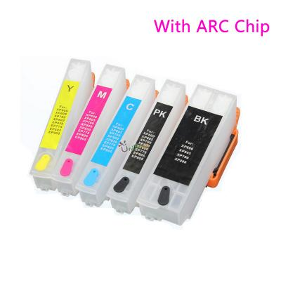 T2621 Refillable Ink Cartridge for epson Expression Premium XP-600/XP-...