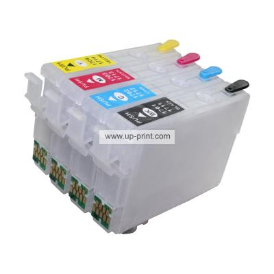 T1711 /T1701 Refillable ink cartridge For Epson Expression Home XP-313...