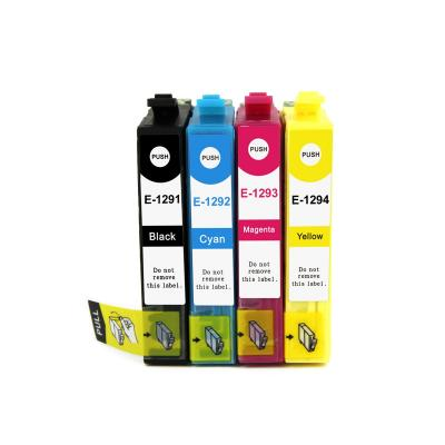 T1291 Compatible ink cartridge for Epson SX230 SX235W SX430W SX435W SX...
