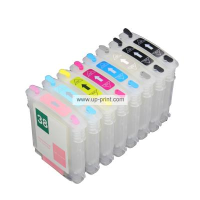 HP38 Refillable Ink Cartridges  for  HP Photosmart Pro B9180 B9100 B88...