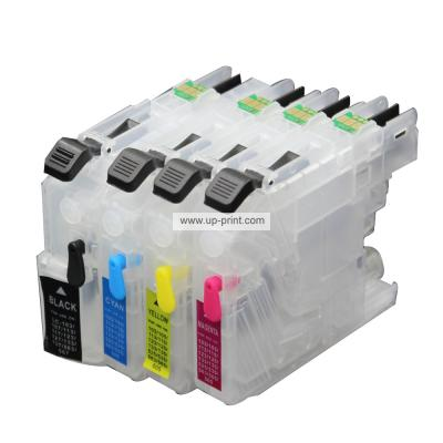 LC233 LC231 LC235 Refillable Ink Cartridges for Brother MFC-J4620DW J5...
