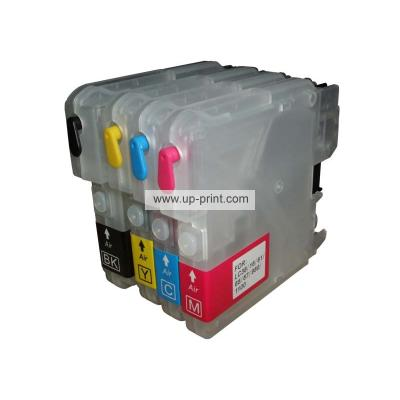 LC38/LC61/LC65/LC67 Refillable ink Cartridges for Brother  MFC-5890CN,...