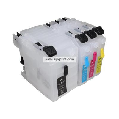LC569/539/529/139/129/119/109 Refillable Ink Cartridges for Brother DC...