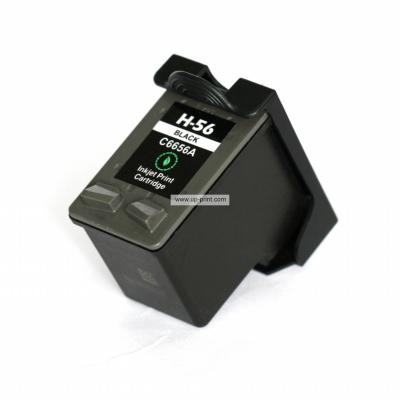 Remanufactured Ink Cartridge for HP56 OEM C6656A