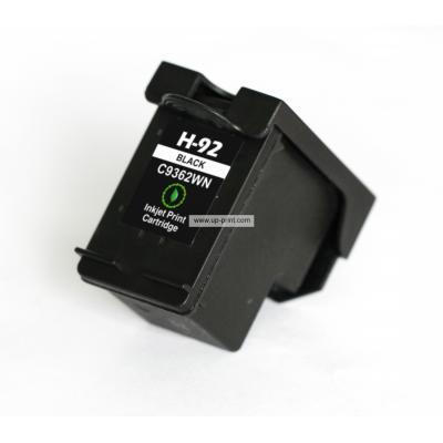 Remanufactured Printer Ink cartridge for HP92 OEM C9362W