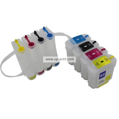 HP 10 82 CISS ink cartridges for HP Designjet 500/500ps/800/800ps prin...