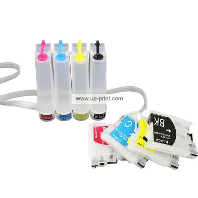 CISS LC39 LC985  ink cartridges continuous ink supply system for Broth...