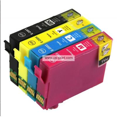 compatible epson printer ink cartridges T2001 / T2002 / T2003 /T2004 u...