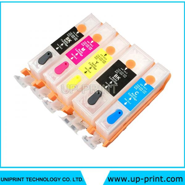 PGI-225 CLI-226 Refillable Ink Cartridges for Canon IP4820 IP4920 MG51...