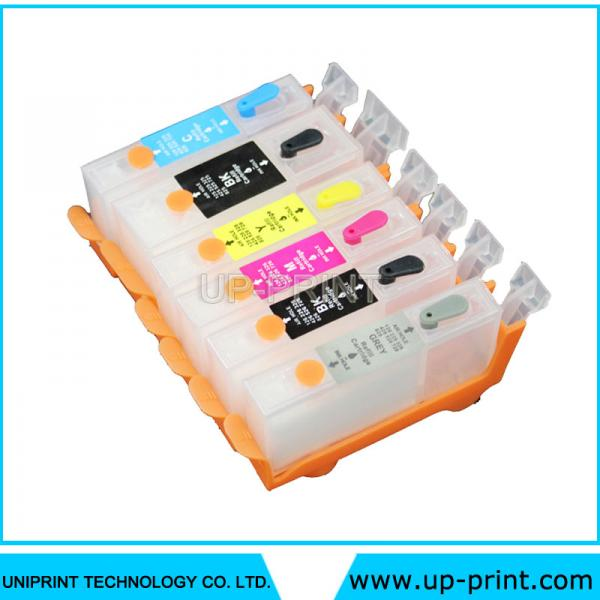 PGI-225 CLI-226GY Refillable Ink Cartridges for Canon PIXMA MG8120/612...
