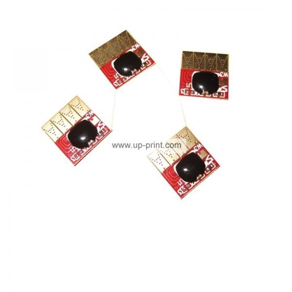 HP670 670 permanent chip For HP deskjet ink Advantage 3525 4615 4625 5...