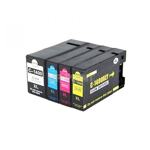 PGI1400XL compatible ink cartridge for Canon MAXIFY MB2340/MB2040/MB21...